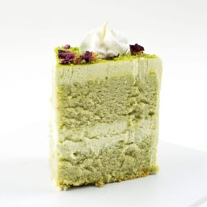 Matcha Lover Japanese Cheesecake 2