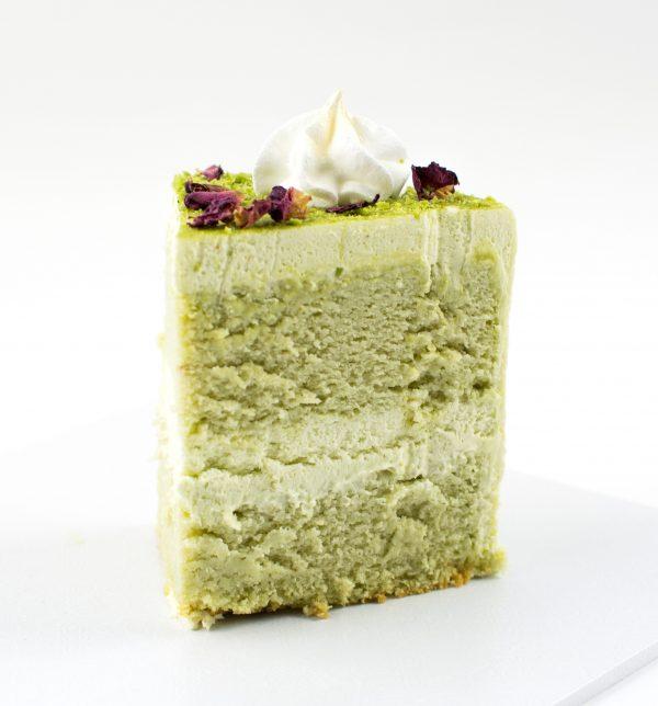 Matcha Lover Japanese Cheesecake 2