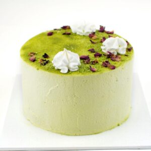 Matcha Lover Japanese Cheesecake