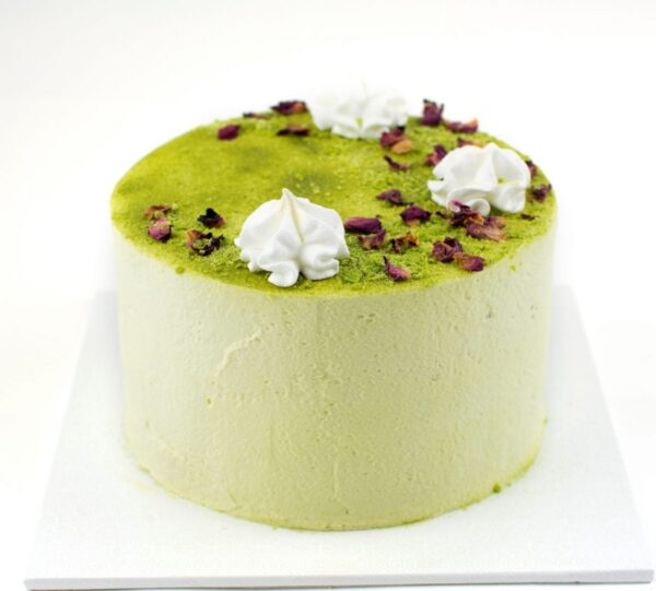 Matcha Lover Japanese Cheesecake